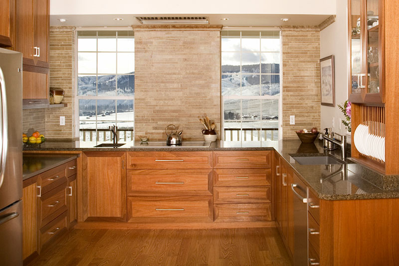 Ridge Home Kitchen